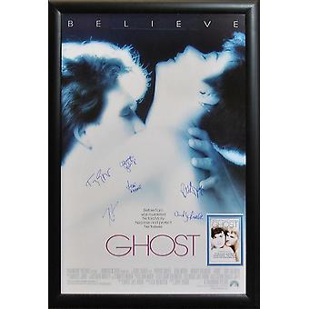 Ghost - Signed Movie Poster