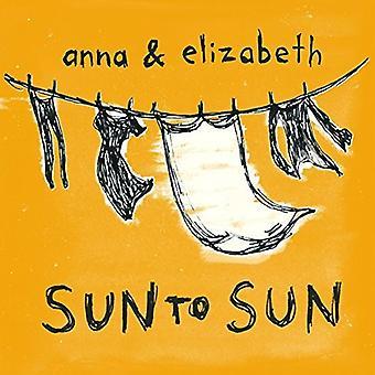 Anna & Elizabeth - søn til søn [CD] USA importerer