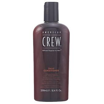 American Crew Daily Conditioner 250 Ml (Woman , Hair Care , Conditioners and masks)