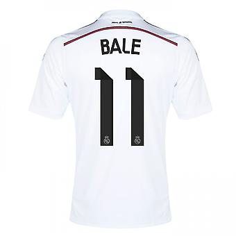 2014-15 Real Madrid Home Shirt (Bale 11)