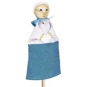 Goki Hand puppet Grandmother (Toys , Preschool , Theatre And Puppets)