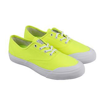 HUF Cromer Herre gule tekstil snøre Sneakers sko