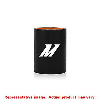 Mishimoto Silicone Couplers MMCP-2SBK Black 2.0in Fits:UNIVERSAL 0 - 0 NON APPL