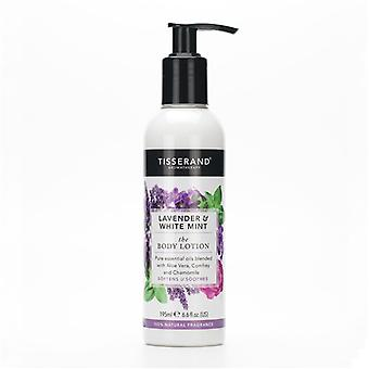 Tisserand, Lavender & White Mint Body Lotion 195ml