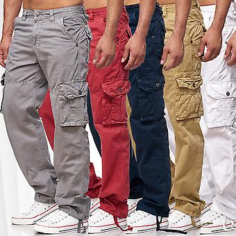 Cargo pants jeans loose fit Chinohose cargo pants work trousers Indy Jones