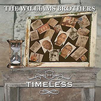Williams brødre - tidløs [CD] USA importerer