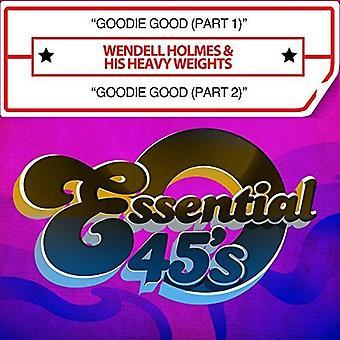 Wendel Holmes & hans tunga vikter - Goodie god [CD] USA import