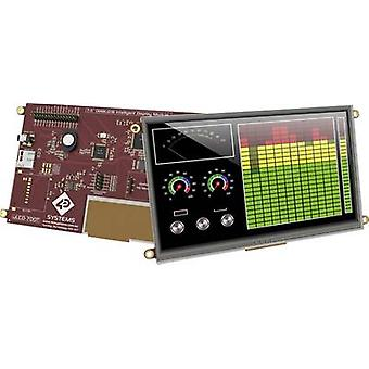 PCB design board 4D Systems uLCD-70DT