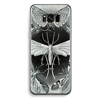 S8 de Samsung Galaxy Plus caja transparente (suave) - Tineida de Haeckel