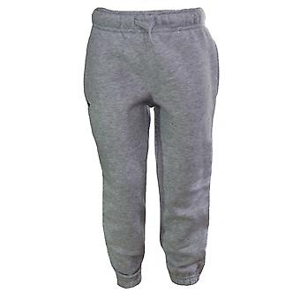 Lacoste Lacoste Kids Grey Jogging Bottoms