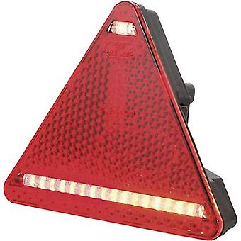 LEDs Trailer tail light Open cable ends rear, right 12 V, 24 V