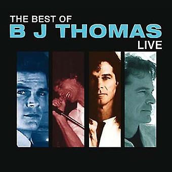 BJ Thomas - beste Live [DVD] USA import