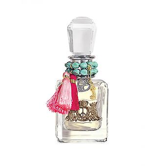Juicy Couture paz, amor y Juicy Couture Eau de Parfum Spray 50ml