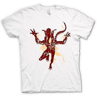 T-shirt - alieni - Pop Art - Sci-Fi - Horror Movie
