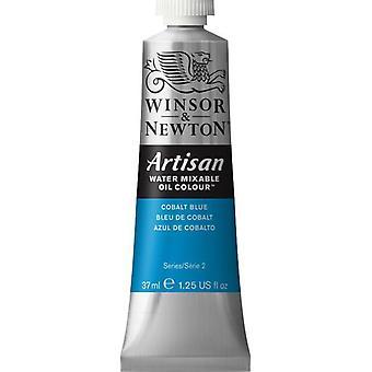 Winsor & Newton Artisan vatten blandbart olja färg 37ml (178 koboltblå S2)