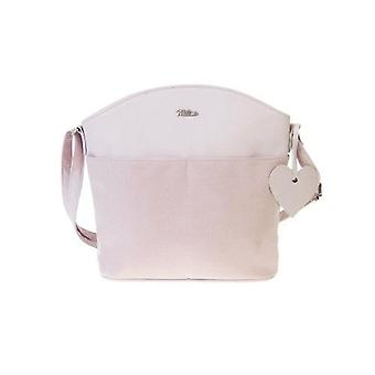 WOMEN BAG MILTON ML33 LIGHT PINK