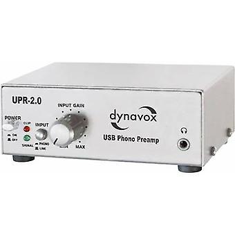 Preamplifier Dynavox UPR-2.0