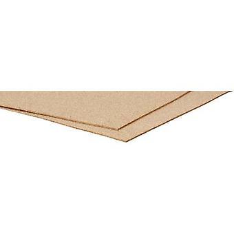 N, H0e Corc track bed NOCH 50496 (L x W x H) 500 x 150 x 2 mm