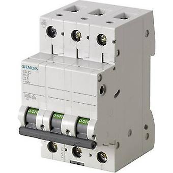 Siemens 5SL6313-6 Leistungsschalter 3-polig 13 A 400 V