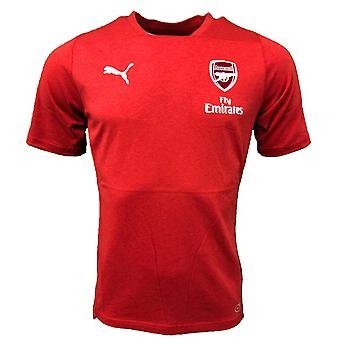 2018-2019 arsenal Puma Casual Performance Tee (rojo)