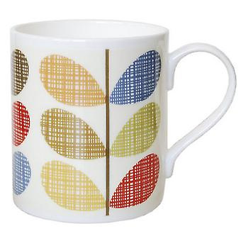 Orla Kiely Scribble Multi Stem Mug