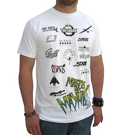 Master of Mayhem Short Sleeve T-Shirt