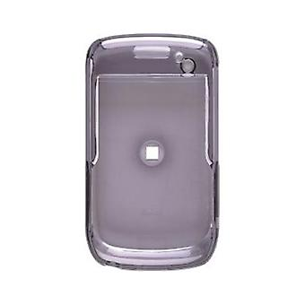 Wireless Solutions Snap-On caso para BlackBerry 8520 - humo