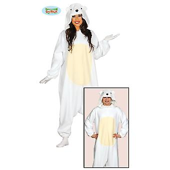 Ours blanc costume ours blanc costume ours polaire unisexe ours bear costume