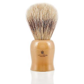 Vie-Long 12326 Mix Bristle and White Horse Hair Shaving Brush