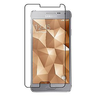 Tempered glass screen protectors Samsung Galaxy Alpha transparent