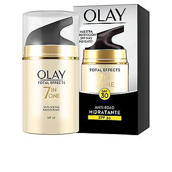 Olay Total Effects Anti-edad Hidratante Spf30 50 Ml per le donne