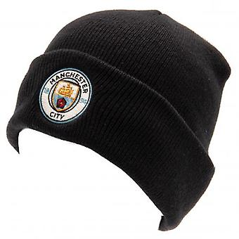 Manchester City Knitted Hat TU