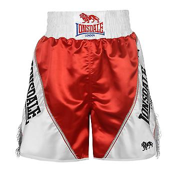 Lonsdale Mens B And T Trunk Shorts Pants Trousers Bottoms Boxing Sports