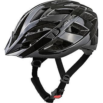 Alpina p Granny of classic bike helmet / / black