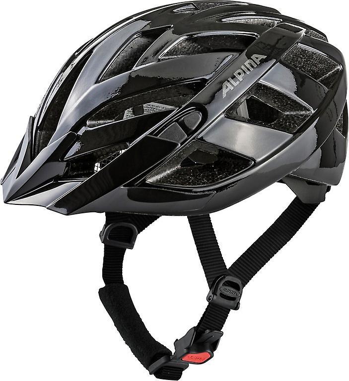 Alpina p mamie de casque de vélo classic     noir