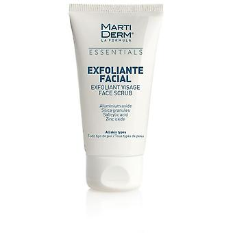 Martiderm Essentials facial scrub 50 ml (kosmetik, ansigt, scrubs)