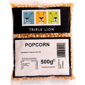 Dreifache Lion Popcorn