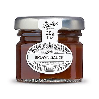 Tiptree Brown Sauce Portionen Töpfe