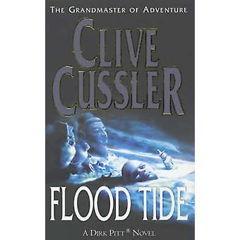 الفيضانات المد-رواية كلايف Cussler-كتاب 9780743449779 (إعادة إصدار)