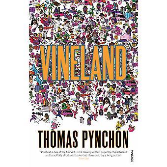 Vineland by Thomas Pynchon - 9780749391416 Book