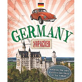 Unpacked - Germany by Clive Gifford - 9780750291682 Book