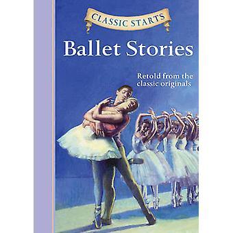 Ballet Stories by Lisa Church - Eric Freeberg - 9781402766633 Book