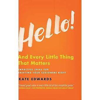 Hallo! - Und jede kleine Sache, die zählt - 2015 von Kate Edwards - 9