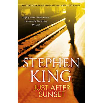 Just After Sunset by Stephen King - 9781444723175 Book