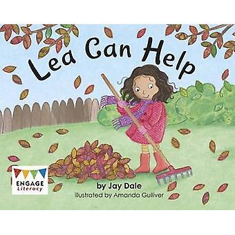 يمكن أن تساعد ليا قبل جاي دايل-أماندا جاليفر-كتاب 9781474715072