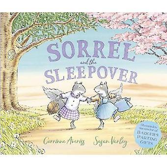 Zuring en de Sleepover door Sorrel en het Sleepover - 9781783446124