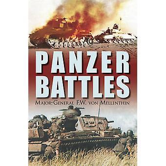 Panzer slag av F. W. von Mellenthin - 9781862274594 bok
