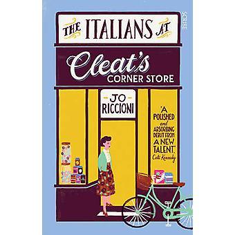 Italienarna på Cleat's Corner Store (ny upplaga) av Jo Riccioni - 9