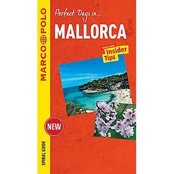 Mallorca Marco Polo Spiral Guide by Marco Polo - 9783829755283 Book