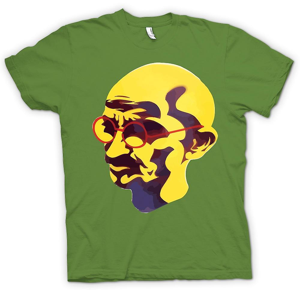 Icono de indio para hombre t-shirt - Mahatma Gandhi-